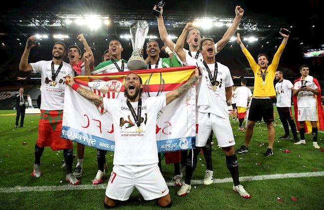 เซบีย่า แชมป์ยูโรป้า 2019-2020