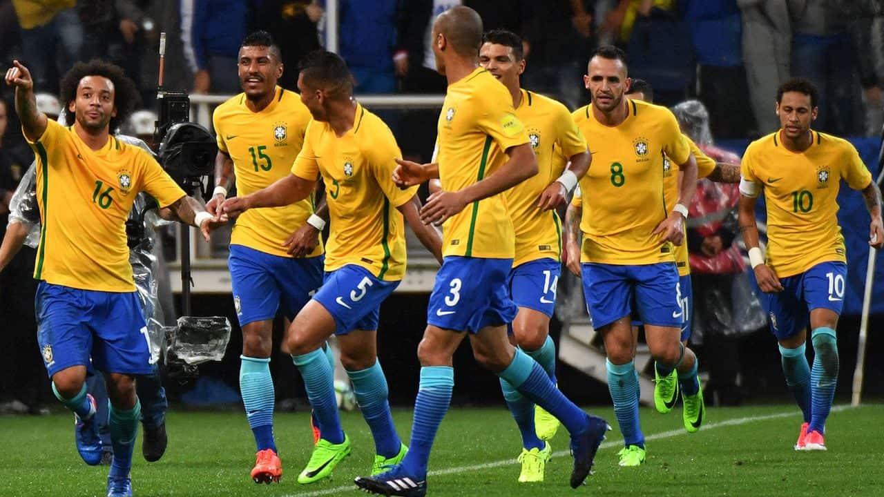 บราซิล นักเตะ 2020